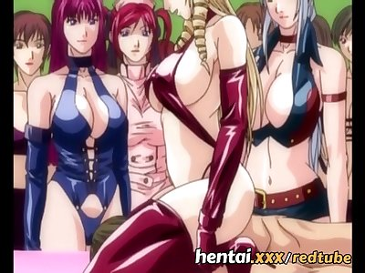 LUCKIEST GUY EVER - Hentaixxx
