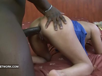 Grannie caught masturbating ass fucking fucked by big black cock